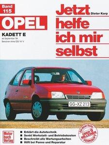 Opel Kadett E ab September 1984, alle Modelle ohne GSi 16 V und