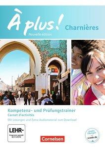 À plus! Charnières - Carnet d'activités mit MP3-Dateien als Down