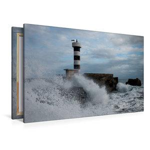 Premium Textil-Leinwand 120 cm x 80 cm quer Colònia de Sant Jord
