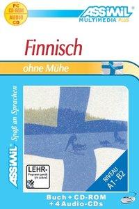 Assimil. Finnisch ohne Mühe. Multimedia-PLUS. Lehrbuch und 4 Aud