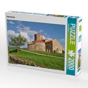 CALVENDO Puzzle Peterskirche 2000 Teile Lege-Größe 90 x 67 cm Fo