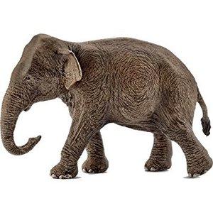 Schleich 14753 - Asiatische Elefantenkuh, mehrfarbig
