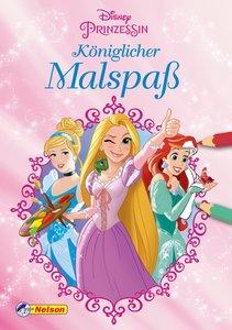 Disney Prinzessin: Königlicher Malspaß