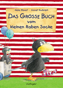 Das große Buch vom kleinen Raben Socke