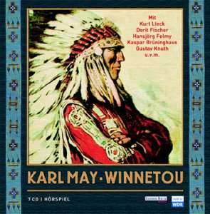 Winnetou. 7 CDs