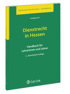 Dienstrecht in Hessen