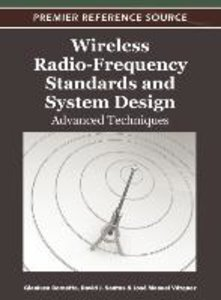 Wireless Radio-Frequency Standards and System Design: Advanced T