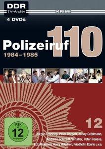 Polizeiruf 110-Box 12: 1984-1985