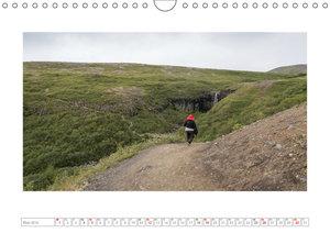Island - Ansichten einer faszinierenden Insel (Wandkalender 2019