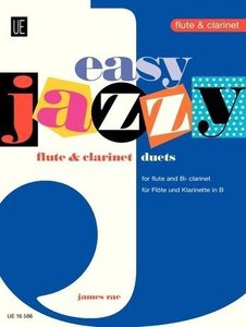 Easy Jazzy Duets - Flute & Clarinet