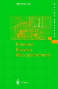 Proteome Research: Mass Spectrometry