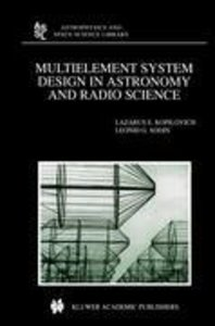 Multielement System Design in Astronomy and Radio Science