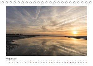 JUIST 2019 - strandsüchtig - (Tischkalender 2019 DIN A5 quer)