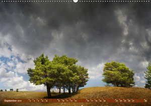 Landschaften im Altmühltal (Wandkalender 2019 DIN A2 quer)