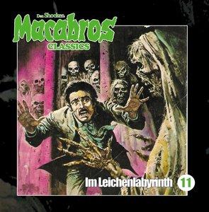 Macabros Classics - Im Leichenlabyrinth, 1 Audio-CD