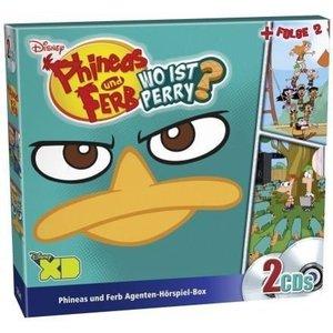 Phineas & Ferb Agenten-Box
