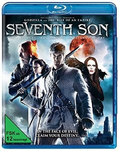 Seventh Son - Blu-Ray