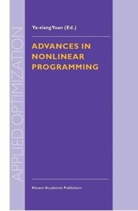 Advances in Nonlinear Programming