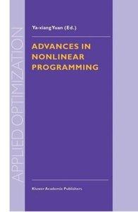 Advances in Nonlinear Programming