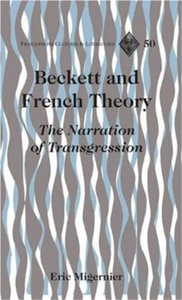 Beckett and French Theory