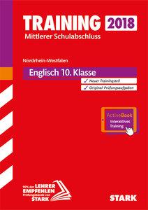 Training Mittlerer Schulabschluss 2018 - Nordrhein-Westfalen - E