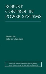 Robust Control in Power Systems