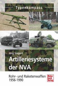 Typenkompass Artilleriesysteme der NVA