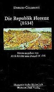 Die Republik Florenz (1534)