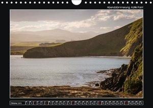 Neuseeland - Auf Entdeckungstour entlang der Küste (Wandkalender