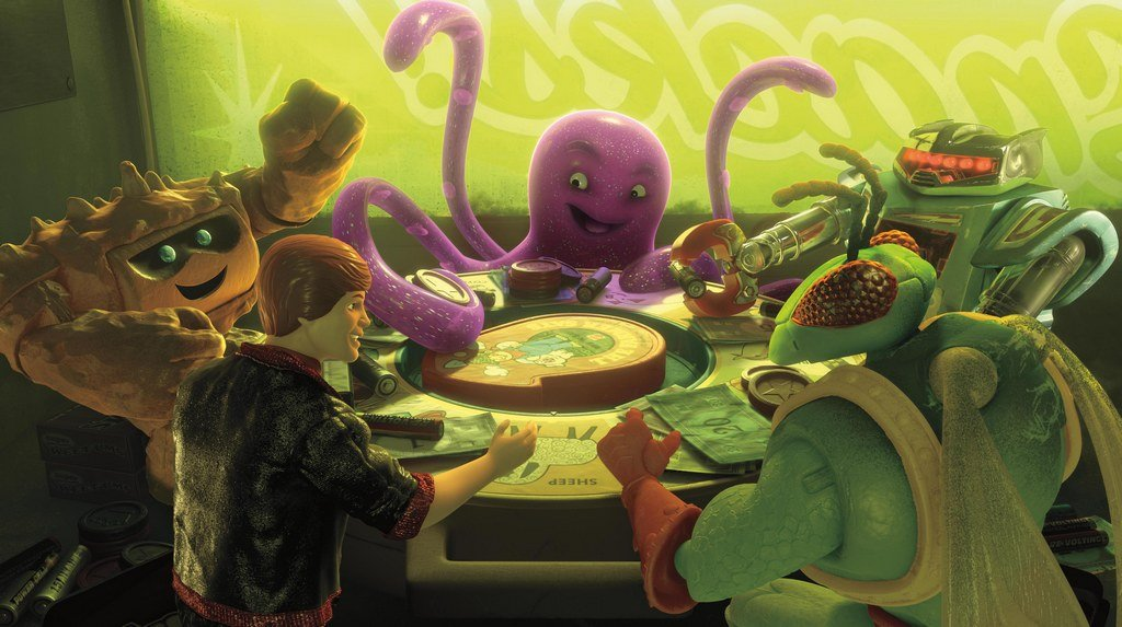 Toy Story 3 - zum Schließen ins Bild klicken