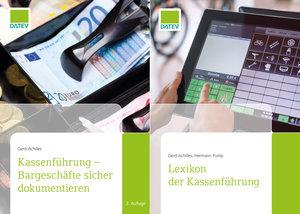 Kassenführung, Buchpaket Fachbuch und Lexikon