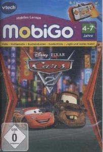 Cars 2, 1 MobiGo Spiel
