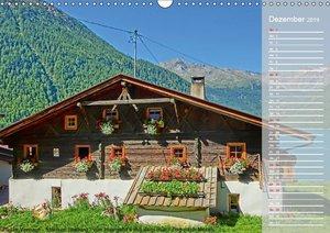 Alpenüberquerung (Wandkalender 2019 DIN A3 quer)