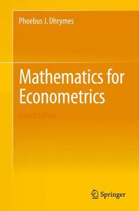 Mathematics for Econometrics