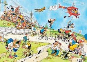 Jan van Haasteren - Tour de France. Puzzle 3 x 1000 Teile