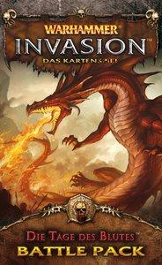 Asmodee FFGD2111 - Warhammer Invasion: Die Tage des Blutes, Batt