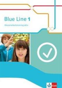 Blue Line 1. Klassenarbeitstraining aktiv! Ausgabe 2014