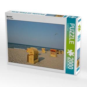 CALVENDO Puzzle Niendorf 2000 Teile Lege-Größe 90 x 67 cm Foto-P