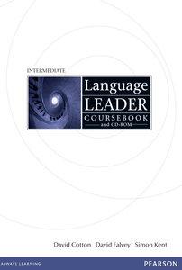 Language Leader: Intermediate. Coursebook + CD-ROM