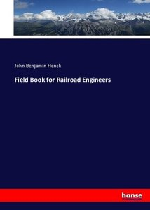 Field Book for Railroad Engineers