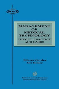 Management of Medical Technology