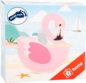Small Foot 12005 - Spardose Flamingo