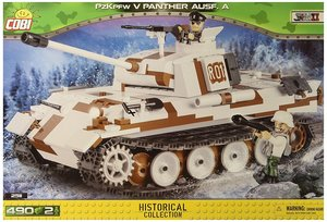 Cobi 2511 - Historical Collection, Panzerkampfwagen V Panther A
