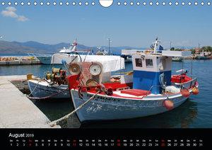 Griechenland - Insel Lesbos (Wandkalender 2019 DIN A4 quer)