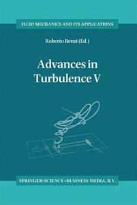 Advances in Turbulence V