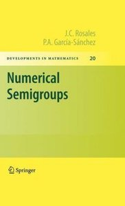 Numerical Semigroups