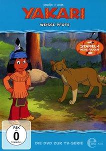 (31)DVD z.TV-Serie-Weiße Pfote