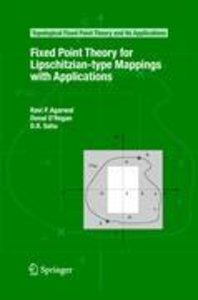 Fixed Point Theory for Lipschitzian-type Mappings with Applicati