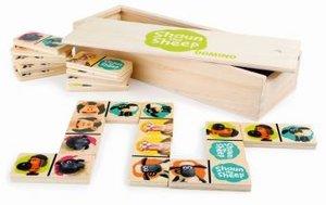 Shaun das Schaf Domino (Kinderspiel)