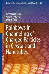 Rainbows in Channeling of Charged Particles in Crystals and Nano